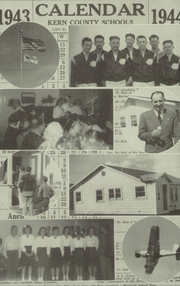 Page 6, 1944 Edition, Maricopa High School - La Revista Yearbook (Maricopa, CA) online yearbook collection