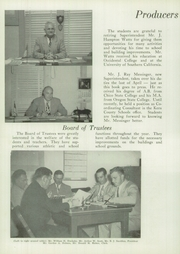 Page 10, 1951 Edition, Maricopa High School - La Revista Yearbook (Maricopa, CA) online yearbook collection