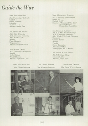 Page 15, 1951 Edition, Maricopa High School - La Revista Yearbook (Maricopa, CA) online yearbook collection