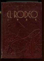 Page 1, 1936 Edition, Merced Union High School - El Rodeo Yearbook (Merced, CA) online yearbook collection