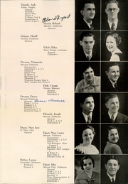 Page 13, 1936 Edition, Merced Union High School - El Rodeo Yearbook (Merced, CA) online yearbook collection