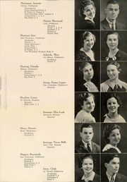 Page 15, 1936 Edition, Merced Union High School - El Rodeo Yearbook (Merced, CA) online yearbook collection