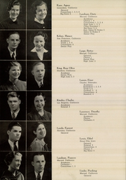 Page 16, 1936 Edition, Merced Union High School - El Rodeo Yearbook (Merced, CA) online yearbook collection