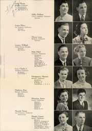 Page 17, 1936 Edition, Merced Union High School - El Rodeo Yearbook (Merced, CA) online yearbook collection