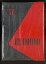 1958 Edition, Merced Union High School - El Rodeo Yearbook (Merced, CA)