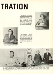 Page 13, 1958 Edition, Merced Union High School - El Rodeo Yearbook (Merced, CA) online yearbook collection