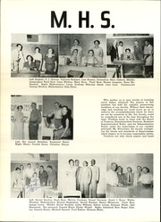 Page 14, 1958 Edition, Merced Union High School - El Rodeo Yearbook (Merced, CA) online yearbook collection
