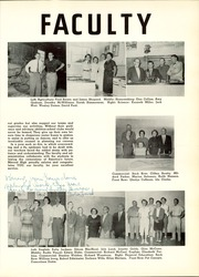 Page 15, 1958 Edition, Merced Union High School - El Rodeo Yearbook (Merced, CA) online yearbook collection
