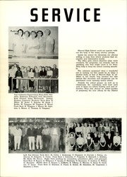 Page 16, 1958 Edition, Merced Union High School - El Rodeo Yearbook (Merced, CA) online yearbook collection
