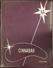 1964 Edition, Middletown High School - Cinnabar Yearbook (Middletown, CA)