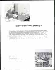 Page 10, 1964 Edition, Middletown High School - Cinnabar Yearbook (Middletown, CA) online yearbook collection