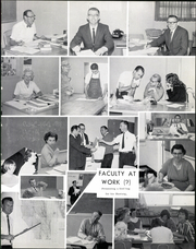 Page 13, 1964 Edition, Middletown High School - Cinnabar Yearbook (Middletown, CA) online yearbook collection