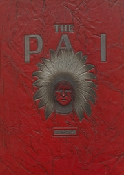 Tamalpais High School - Pai Yearbook (Mill Valley, CA) online yearbook collection, 1935 Edition, Page 1