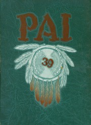 Tamalpais High School - Pai Yearbook (Mill Valley, CA) online yearbook collection, 1939 Edition, Page 1