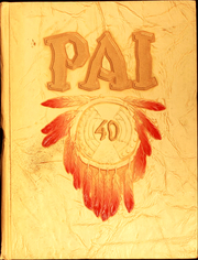 Tamalpais High School - Pai Yearbook (Mill Valley, CA) online yearbook collection, 1940 Edition, Page 1