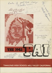 Page 7, 1942 Edition, Tamalpais High School - Pai Yearbook (Mill Valley, CA) online yearbook collection