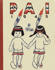 Tamalpais High School - Pai Yearbook (Mill Valley, CA) online yearbook collection, 1945 Edition, Page 1