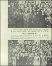 Page 13, 1946 Edition, Tamalpais High School - Pai Yearbook (Mill Valley, CA) online yearbook collection