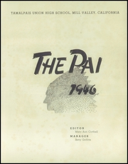 Page 9, 1946 Edition, Tamalpais High School - Pai Yearbook (Mill Valley, CA) online yearbook collection