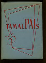 Tamalpais High School - Pai Yearbook (Mill Valley, CA) online yearbook collection, 1955 Edition, Page 1