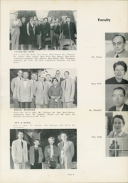 Page 13, 1955 Edition, Tamalpais High School - Pai Yearbook (Mill Valley, CA) online yearbook collection