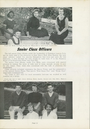 Page 16, 1955 Edition, Tamalpais High School - Pai Yearbook (Mill Valley, CA) online yearbook collection