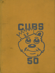 1950 Edition, South Fork High School - Log Yearbook (Miranda, CA)