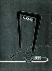 1959 Edition, South Fork High School - Log Yearbook (Miranda, CA)