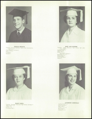 Page 15, 1956 Edition, Junipero Memorial High School - El Roble Yearbook (Monterey, CA) online yearbook collection