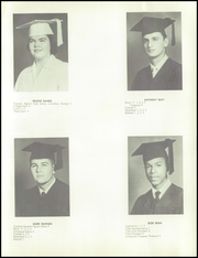 Page 17, 1956 Edition, Junipero Memorial High School - El Roble Yearbook (Monterey, CA) online yearbook collection