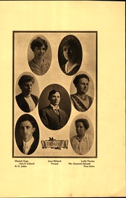 Page 11, 1915 Edition, Monterey High School - El Susurro Yearbook (Monterey, CA) online yearbook collection