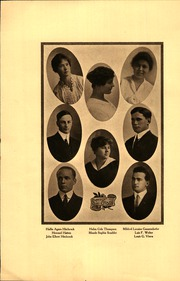Page 12, 1915 Edition, Monterey High School - El Susurro Yearbook (Monterey, CA) online yearbook collection