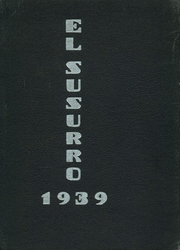 Page 1, 1939 Edition, Monterey High School - El Susurro Yearbook (Monterey, CA) online yearbook collection