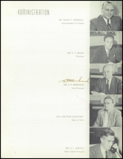 Page 13, 1946 Edition, Monterey High School - El Susurro Yearbook (Monterey, CA) online yearbook collection
