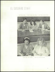 Page 16, 1946 Edition, Monterey High School - El Susurro Yearbook (Monterey, CA) online yearbook collection
