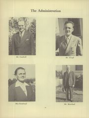 Page 14, 1947 Edition, Monterey High School - El Susurro Yearbook (Monterey, CA) online yearbook collection