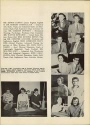 Page 13, 1952 Edition, Monterey High School - El Susurro Yearbook (Monterey, CA) online yearbook collection