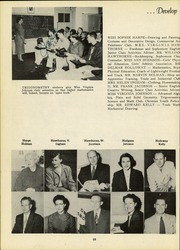 Page 14, 1952 Edition, Monterey High School - El Susurro Yearbook (Monterey, CA) online yearbook collection