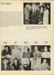 Page 15, 1952 Edition, Monterey High School - El Susurro Yearbook (Monterey, CA) online yearbook collection