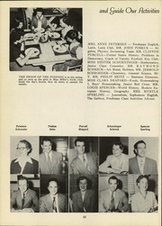 Page 16, 1952 Edition, Monterey High School - El Susurro Yearbook (Monterey, CA) online yearbook collection