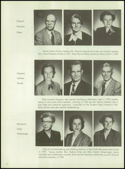 Page 14, 1954 Edition, Monterey High School - El Susurro Yearbook (Monterey, CA) online yearbook collection