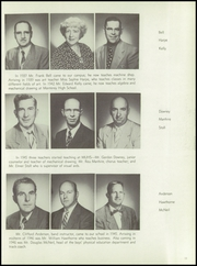 Page 15, 1954 Edition, Monterey High School - El Susurro Yearbook (Monterey, CA) online yearbook collection