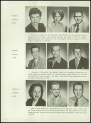 Page 16, 1954 Edition, Monterey High School - El Susurro Yearbook (Monterey, CA) online yearbook collection