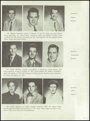 Page 17, 1954 Edition, Monterey High School - El Susurro Yearbook (Monterey, CA) online yearbook collection