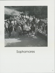 Page 13, 1987 Edition, York School - Peregrine Yearbook (Monterey, CA) online yearbook collection