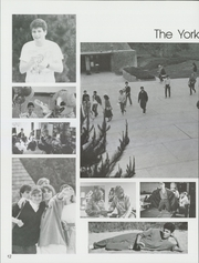 Page 16, 1987 Edition, York School - Peregrine Yearbook (Monterey, CA) online yearbook collection