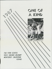 Page 5, 1987 Edition, York School - Peregrine Yearbook (Monterey, CA) online yearbook collection