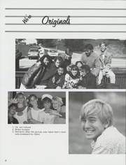 Page 8, 1987 Edition, York School - Peregrine Yearbook (Monterey, CA) online yearbook collection