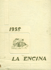 Page 1, 1958 Edition, Live Oak High School - La Encina Yearbook (Morgan Hill, CA) online yearbook collection