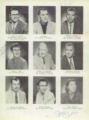Page 11, 1958 Edition, Live Oak High School - La Encina Yearbook (Morgan Hill, CA) online yearbook collection